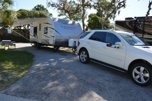 The Island Time at St Augustine KOA Site #35