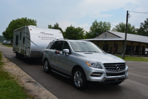 2014 ML 350 Bluetec with Island Time