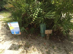 Site #58 at North Beach St Augustine